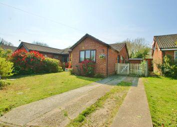 Thumbnail 3 bed semi-detached bungalow for sale in Freyden Way, Frettenham, Norwich