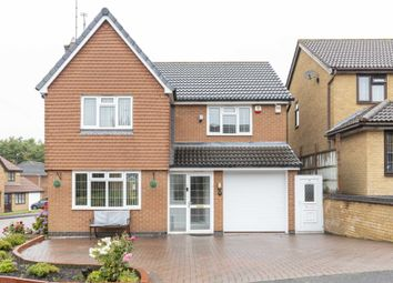 4 bed detached house for sale in Orpine Road, Leicester LE5