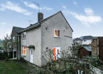 Thumbnail 3 bed terraced house for sale in Kenyon Road, Chesterfield