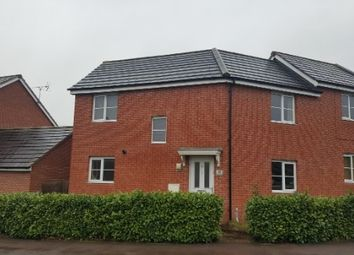 Thumbnail 1 bed flat to rent in Oakfield Road, Saxon Gate, Hereford