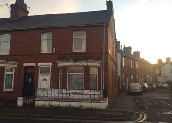 Thumbnail 3 bed terraced house for sale in High Street, Tunstall
