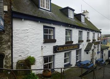 Thumbnail Pub/bar for sale in Victory Inn, Victory Steps, St Mawes, St Mawes