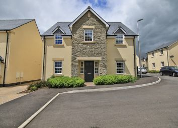 Thumbnail 4 bedroom detached house for sale in The Green, Llangenny Lane, Crickhowell