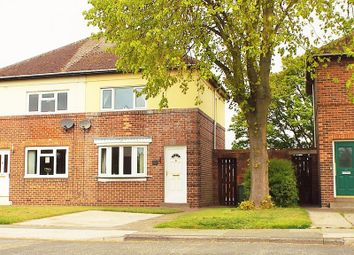 Thumbnail 2 bed semi-detached house for sale in Valley Road, Holywell, Whitley Bay