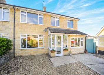Thumbnail 4 bed semi-detached house for sale in Brookfield Rise, Whitley, Melksham