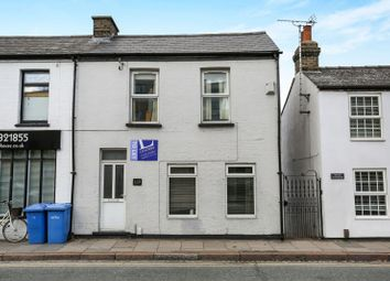 Thumbnail 1 bedroom terraced house to rent in Evening Court, Newmarket Road, Cambridge