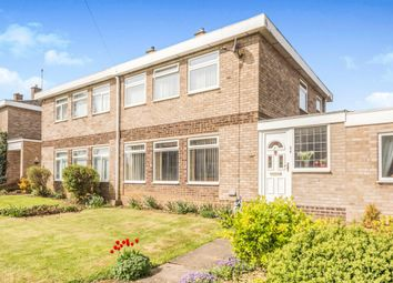 Thumbnail Semi-detached house for sale in Emerton Way, Wootton, Bedford