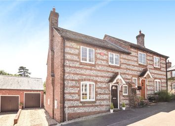 Thumbnail 3 bed semi-detached house for sale in St Andrews View, Milborne St. Andrew, Blandford Forum, Dorset