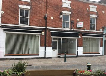 Thumbnail 1 bed flat to rent in Church Street, Atherstone