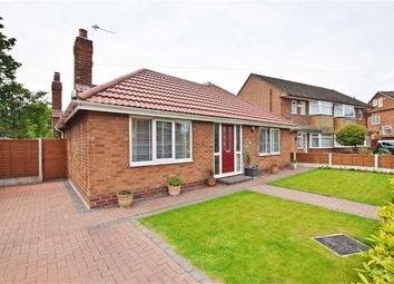 Thumbnail 2 bed bungalow for sale in Morrell Road, Northenden, Manchester