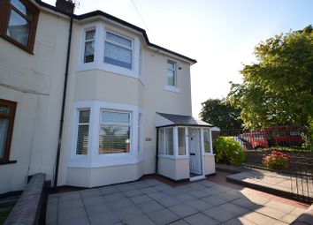 Thumbnail 3 bed semi-detached house to rent in Mendalgief Road, Pillgwenlly, Newport