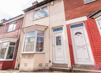 Thumbnail 2 bed terraced house for sale in Scarth Avenue, Doncaster