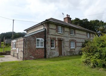 Thumbnail 2 bed semi-detached house to rent in Turnworth, Blandford Forum, Dorset
