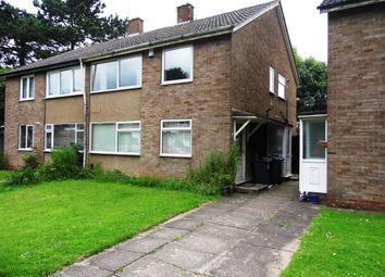 Thumbnail 2 bed maisonette to rent in Lomaine Drive, Kings Norton, Birmingham