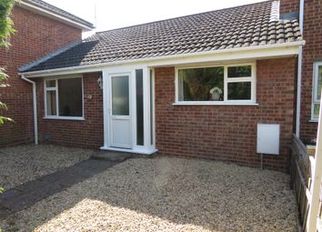 Thumbnail 2 bed terraced bungalow for sale in Owl End Walk, Yaxley, Peterborough