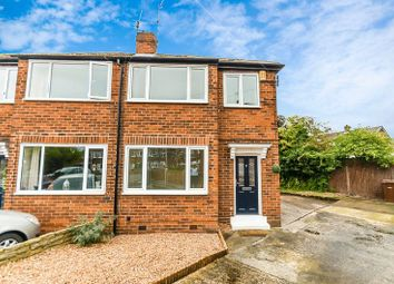 Thumbnail 3 bed semi-detached house for sale in 11 Kingsley Close, Wakefield