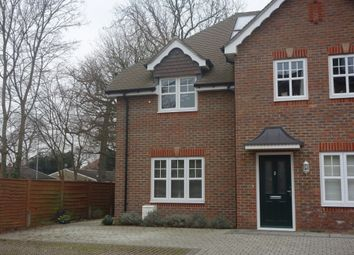 Thumbnail 2 bed semi-detached house to rent in Park Road, Surbiton