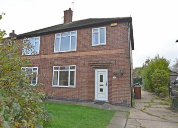 Thumbnail 3 bed semi-detached house to rent in Charlbury Road, Wollaton, Nottingham