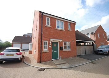 Thumbnail 3 bed detached house for sale in Daunt Close, Aylesbury, Buckinghamshire