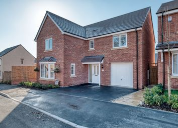 4 bed detached house for sale in Hawker Close, Longbridge, Birmingham B31