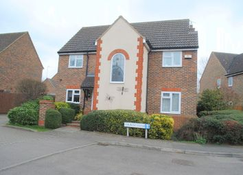 Thumbnail 4 bed detached house for sale in Church Close, Wymington, Rushden
