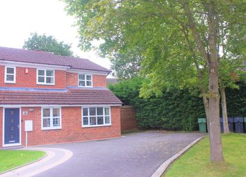 Thumbnail 4 bed semi-detached house for sale in Lime Close, Hollywood, Birmingham