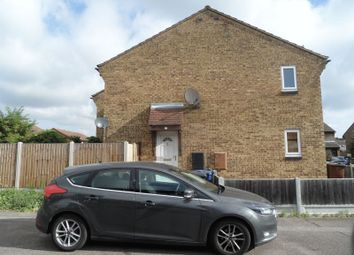 Thumbnail 1 bed terraced house to rent in Kipling Avenue, Tilbury