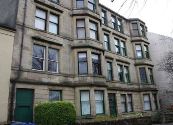 Thumbnail 1 bed flat to rent in Oakshaw Street West, Paisley
