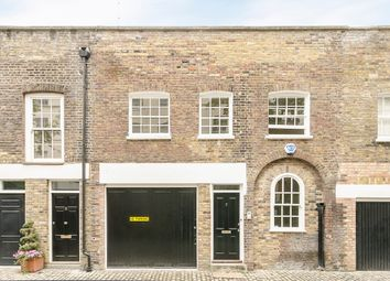 Thumbnail 2 bed property to rent in Hanover Terrace Mews, London