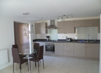 Thumbnail 2 bed flat to rent in Bow Road, Brooklands, Milton Keynes