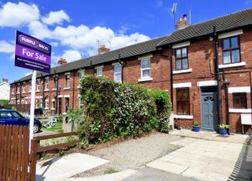 Thumbnail 2 bed terraced house for sale in Cliffe Terrace, Micklefield