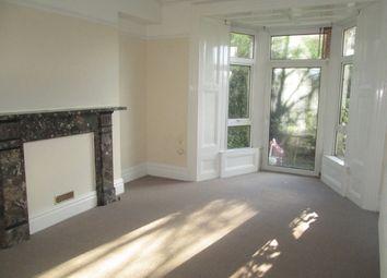 Thumbnail 2 bed flat to rent in Garden Flat, Bryn Road, Brynmill, Swansea.