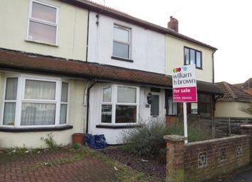 Thumbnail 2 bed terraced house for sale in Main Road, Dovercourt, Harwich