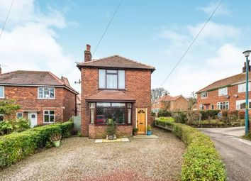 Thumbnail 3 bed detached house for sale in Manor Road, Robin Hoods Bay, Whitby, North Yorkshire