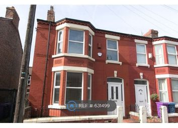 Thumbnail 4 bed end terrace house to rent in Portman Road, Liverpool