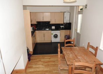 Thumbnail 3 bed flat to rent in King Edwards Road, Brynmill, Swansea
