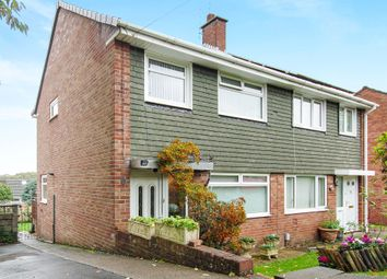 Thumbnail 3 bed semi-detached house for sale in Barberry Rise, Penarth