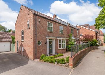 Thumbnail 3 bed semi-detached house for sale in Lime Tree Avenue, Easingwold, York