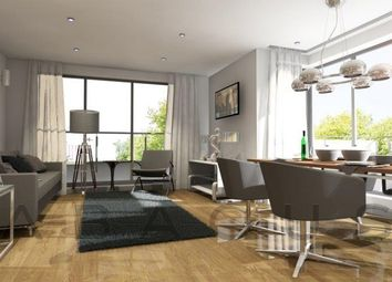 Thumbnail 2 bed flat for sale in Romney Court, Shepherds Bush Green, London