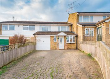 Thumbnail 3 bed semi-detached house for sale in Farndale Gardens, Hazlemere, High Wycombe