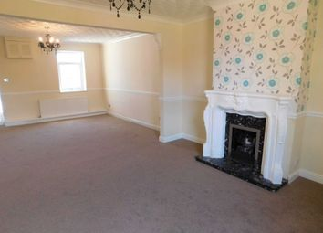 Thumbnail 2 bed terraced house to rent in Milbank Terrace, Station Town, Wingate
