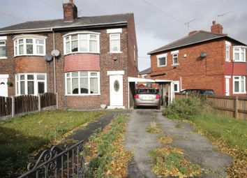 Thumbnail 3 bed semi-detached house for sale in Sledmere Road, Scawsby, Doncaster