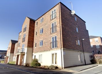 Thumbnail 2 bed flat for sale in Brinkworth Terrace, York