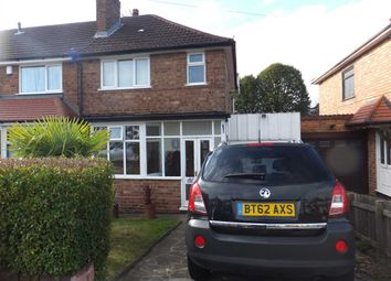 Thumbnail 3 bed terraced house to rent in Larne Road, Sheldon, Birmingham
