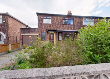 Thumbnail 2 bed semi-detached house for sale in Hayeswater Road, Davyhulme, Trafford