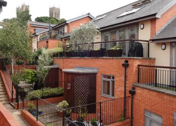 Thumbnail 3 bed town house for sale in St. Cuthberts Court, Lincoln