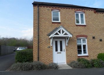 Thumbnail 3 bedroom semi-detached house to rent in Darwin Crescent, Loughborough