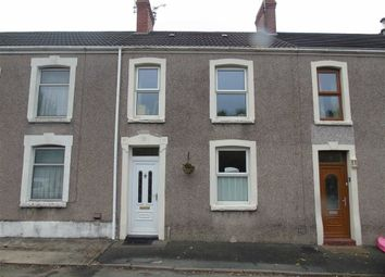 Thumbnail 2 bedroom terraced house for sale in Tawe Road, Llansamlet, Swansea
