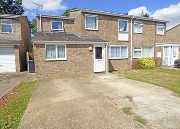 Thumbnail 5 bed semi-detached house for sale in Sutton Court, Ely, Cambridgeshire