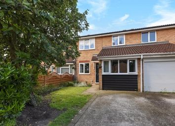 Thumbnail 4 bed semi-detached house for sale in Ranyard Close, Chessington